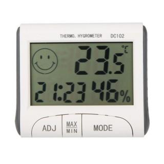 Anymetre DC102 higrometrs - termometrs