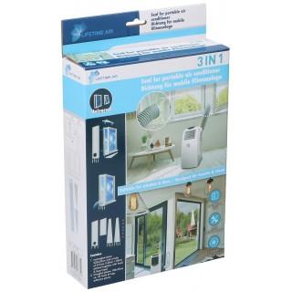 Lifetime Air mobilo kondicionieru universālais loga un balkona durvju montāžas komplekts