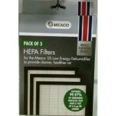 HEPA filtru komplekts Meaco 12L Platinum modelim