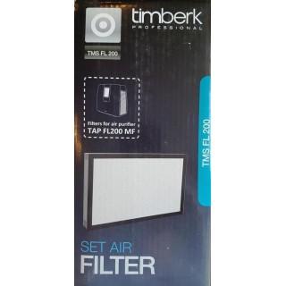 Timberk TMS FL200 filtru komplekts